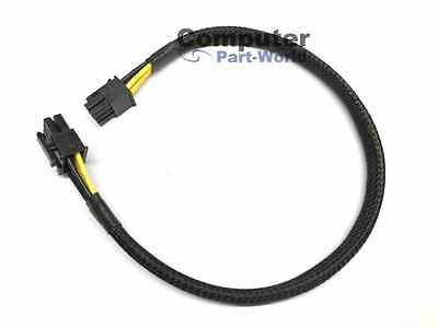 8pin to 6pin Power Adapter Cable for DELL PowerEdge R900 and GPU Card 35cm