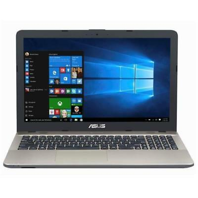"Notebook Asus 15,6"" Intel N4000 4Gb Hd 500Gb Wifi Freedos Garanzia Italia"