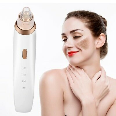 Electronic Blackhead Vacuum Removal Acne Cleaner Facial Cleanser Skin Care Tools