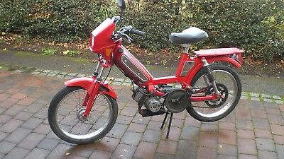 Peugeot 103V  1977? SV Classic Moped Project Motorcycle.