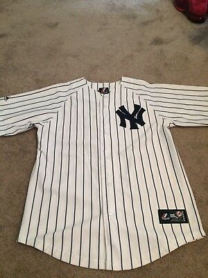 New York Yankees Rodriguez Majestic Jersey