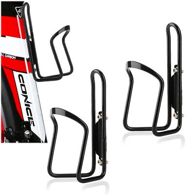 MTB Sport Bike Road Bicycle Cycling Drink Water Bottle Rack Holder Cages Bracket