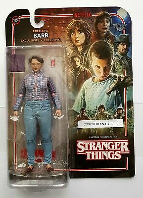 """Mcfarlane Stranger Things Series 3 - Barb 6"""" Action Figure (Exclusive) In Stock"""