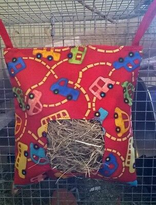 Hay Feeder Degu Mice Rats Bunnies 23cm x 25cm