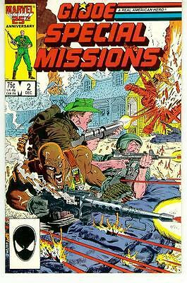 Gi Joe Special Missions #2 Nm!