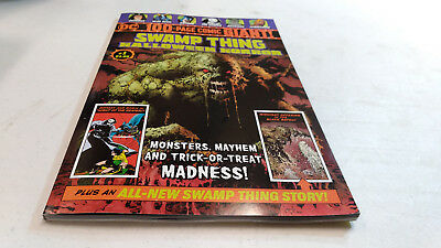 Swamp Thing Halloween Horror 100 Page Giant #1 WALMART Exclusive | NM | DC