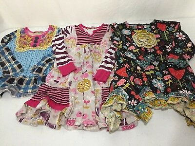 Girl's Jelly The Pug Dresses And Top-Size 5/6