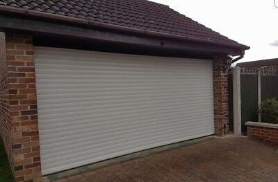 Double electric inslated roller garage doors . From £1000 including fitting