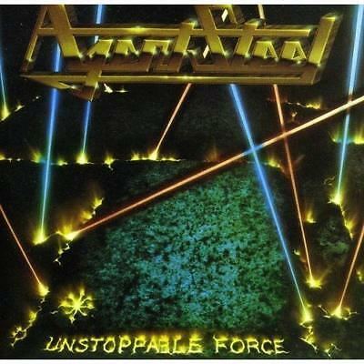 Unstoppable Force Agent Steel CD