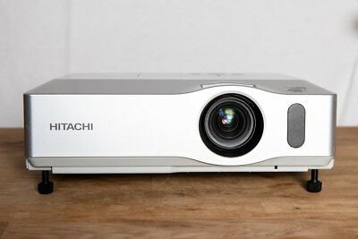Hitachi CP-X400 LCD Professional Projector, 3,000 Lumens, Good Condition