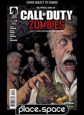 Call Of Duty: Zombies 2 #2 (Wk42)