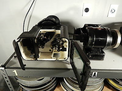 35MM VINTAGE RCA 1050 MOVIE FILM REEL SOUND HEAD W/MOTOR from SIMPLEX PROJECTOR
