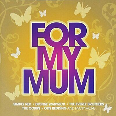 Various Artists - For My Mum - Various Artists CD AMVG The Cheap Fast Free Post