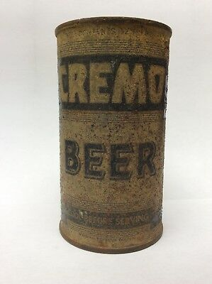 Cremo Beer flat top can Instructional IRTP Los Angeles CA