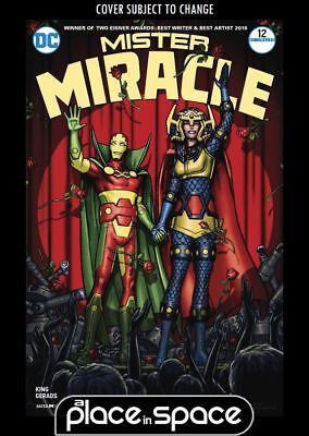 Mister Miracle, Vol. 4 #12A (Wk46)