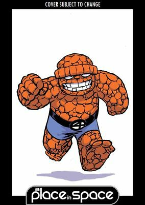 Fantastic Four, Vol. 6 #3D - Skottie Young Variant (Wk46)