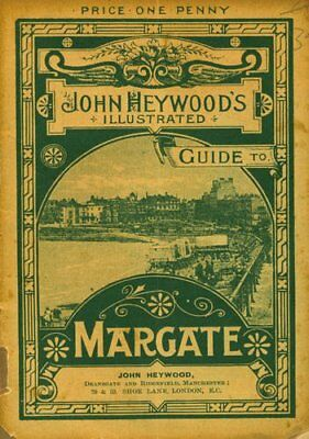 John Heywood's Illustrated Guide to Margate by Heywood, John Paperback Book The