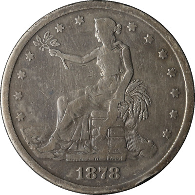 1878-S Trade Dollar Great Deals From The Executive Coin Company