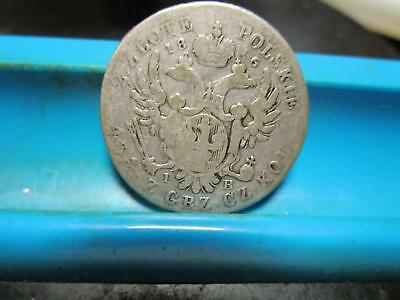 1816 - Poland - Two Zlote - Silver         (H-76)