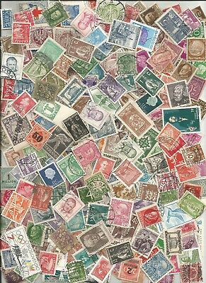 Europe Stamps Over 225 Different Catalog Value?