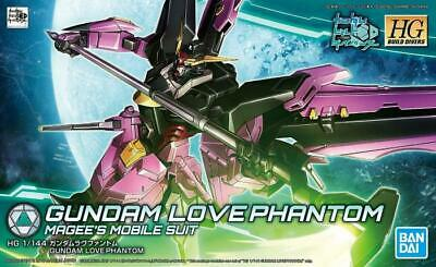 Gundam 1/144 HGBD #19 Gundam Build Divers Gundam Love Phantom Model Kit IN STOCK