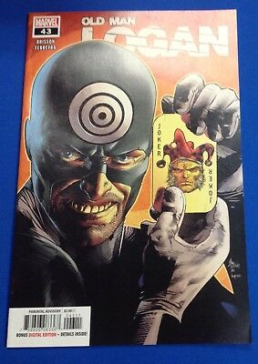 Old Man Logan #43 (2018) 1st Appearance of Shadow Tracer