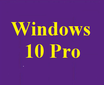 Win 10 Pro 32/64 bit: Dowload & Key, [ Fast Shipping ] For lifetime