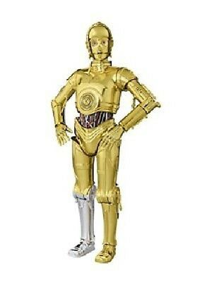 S.H.Figuarts Star Wars A NEW HOPE C-3PO Action Figure BANDAI NEW from Japan F/S