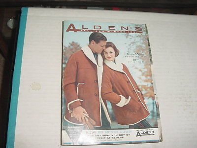 Aldens fall & winter catalog 1961