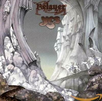 Yes - Relayer - Yes CD 1BVG The Cheap Fast Free Post The Cheap Fast Free Post