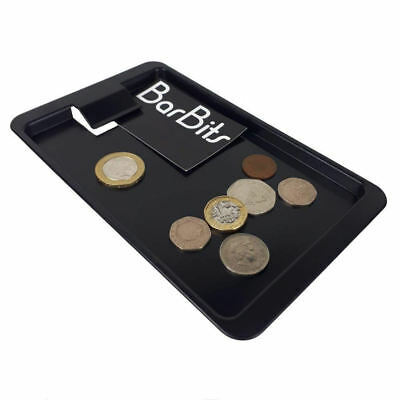 BarBits Plastic Tip Tray With Clip - Bill Presenter Cash Chq Change Holder Trays