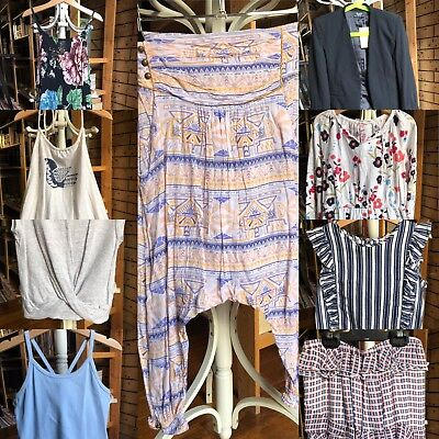 Girls SZ 8 Clothing Bundle, Country Road Witchery Children Of The Tribe Bardot