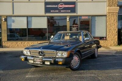 1988 Mercedes-Benz SL-Class  560sl free shipping clean carfax collector classic export cheap 560 luxury