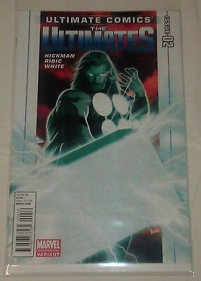 Ultimate Comics The Ultimates #2 2nd Print Variant VF/NM Marvel Comics