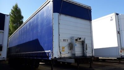 2012 Schmitz  Euroliner, Disc Brakes,full 12 Months,must Sell As Need The Space.