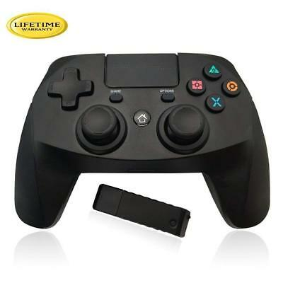OUBANG 2.4G PS4 Controller Wireless - No Speaker and Stereo Headset Jack