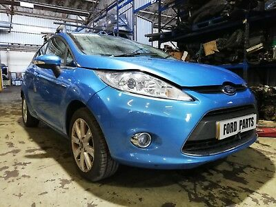 Ford Fiesta Zetec 1.4P 2011 wheel nut only but breaking whole car!