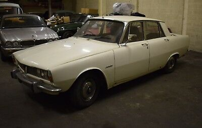 1970 Rover 2000 P6 Series One - Spares or Repair Project, Runs,