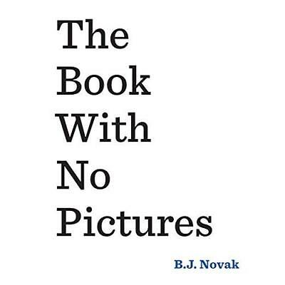 The Book With No Pictures Novak, B. J.