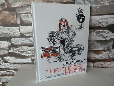 new/sealed JUDGE DREDD THE MEGA COLLECTION Vol 32 Issue 8 THE CURSED EARTH BOOK