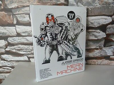 new/sealed JUDGE DREDD THE MEGA COLLECTION Vol 26 Issue 57 MEAN MACHINE BOOK