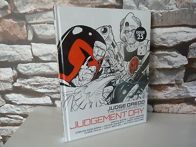 new/sealed JUDGE DREDD THE MEGA COLLECTION Vol 37 Issue 25 JUDGEMENT DAY BOOK