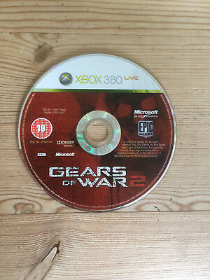 Gears of War 2 for Xbox 360 *Disc Only*