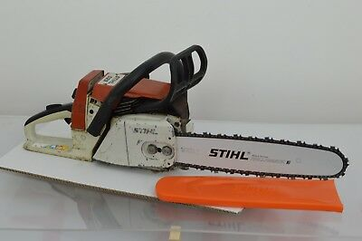 Stihl 026 Chainsaw, 50cc, Fully Serviced, BRAND NEW Stihl bar and chisel chain