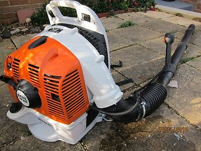 Stihl BR350 Backpack Blower Excellent Condition Collection Only