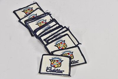 """Vintage CADILLAC Iron On Patch 2"""" x 2.5"""""""