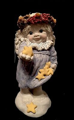 Miss Morning Star Dreamsicles Angel Cherub Collectible DC141 Cast Art Industries