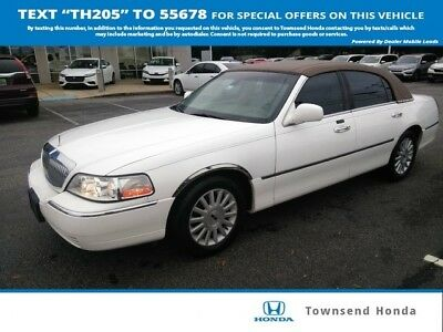 2003 Lincoln Town Car 2 855 00 Picclick