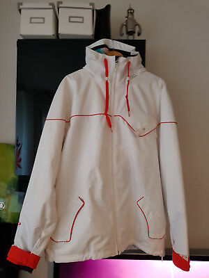 Oakley Insulated Jacke Snowboard Ski Gr M Loose Fit Wie Neu