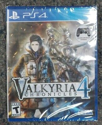 Valkyria Chronicles 4: Launch Edition (PS4) BRAND NEW